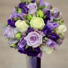 """Букет Невесты """"Вдвойне Прекрасна"""" фото"""