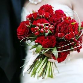 """Букет Невесты """"Купидон"""" фото"""