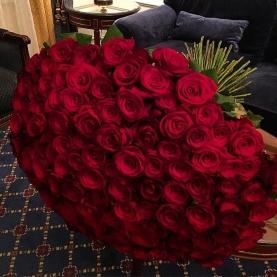 101 Красная Роза (Premium) фото