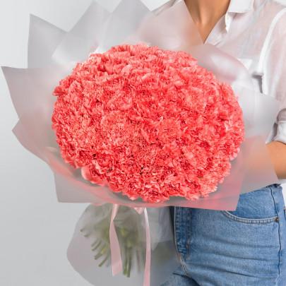 101 Розовая Гвоздика фото