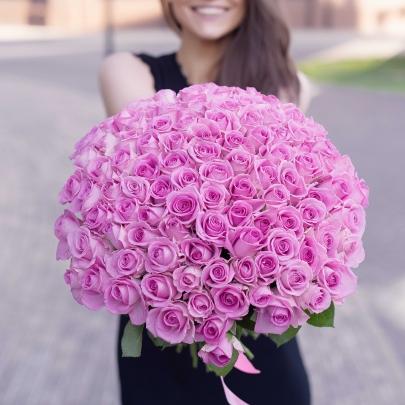 101 Розовая Роза фото