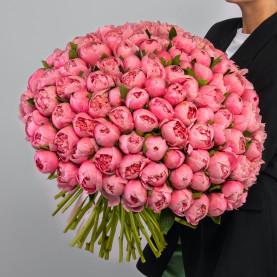 101 Розовый Пион фото