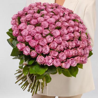 101 Сиреневая Роза (60 см.) фото