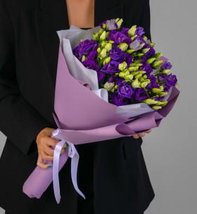 11 Фиолетовых Эустом фото