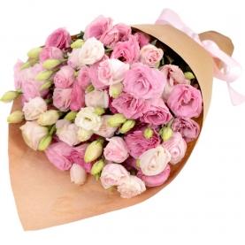 11 Розовых Эустом фото