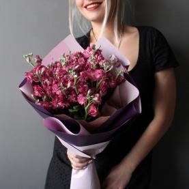 11 Розовых Маттиол фото