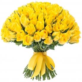 151 Желтая Роза