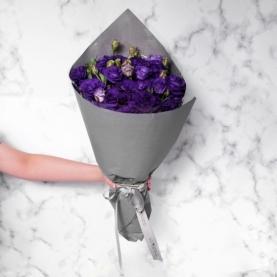 15 Фиолетовых Эустом фото