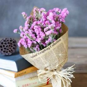15 Розовых Статиц фото