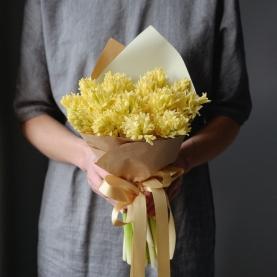 15 Желтых Гиацинтов фото