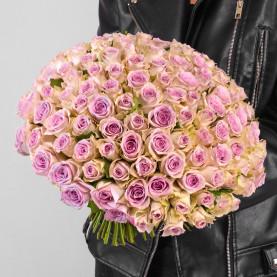 151 Сиреневая Роза (30-40 см.) фото