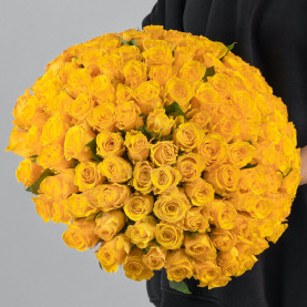 151 Желтая Роза фото