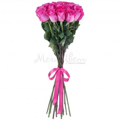 17 Малиновых Роз  фото