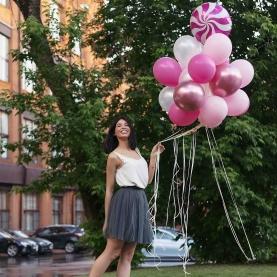 19 Воздушных шаров фото