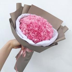 21 Розовая Гвоздика фото