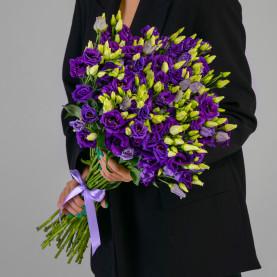 25 Фиолетовых Эустом фото