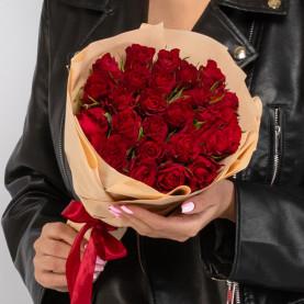 25 Красных Роз (40 см.) фото