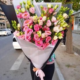 25 Розовых Эустом фото