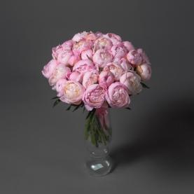 31 Розовый Пион фото