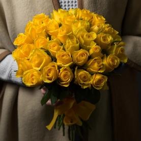 35 Желтых Роз фото