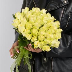 45 Белых Роз фото