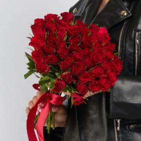 45 Красных Роз (40 см.) фото