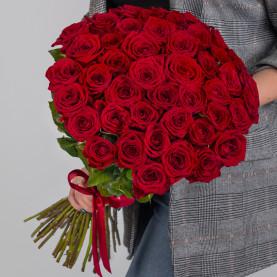 45 Красных Роз (60 см.) фото