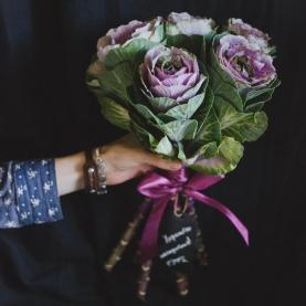 5 Розовых Брассик