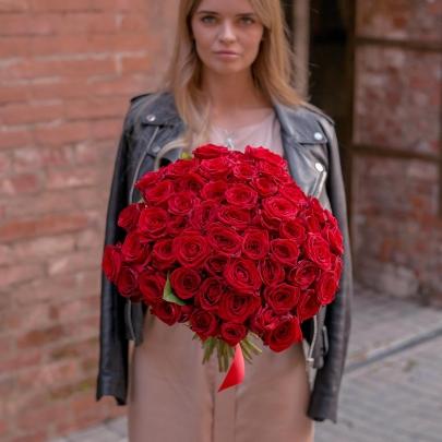 51 Красная Роза цена фото