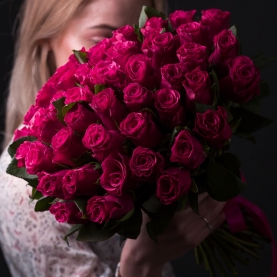 51 Малиновая Роза фото