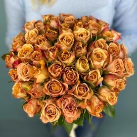 51 Роза Cappuccino (40 см.) фото