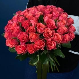 51 Роза Pink Tacazzi фото