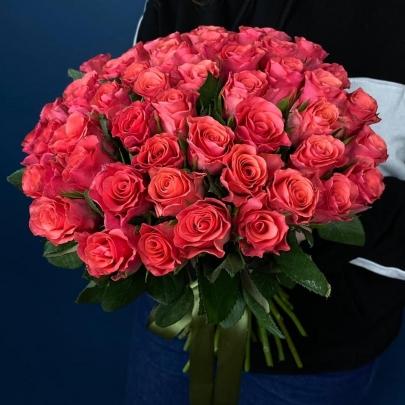 51 Роза Pink Tacazzi (40 см.)