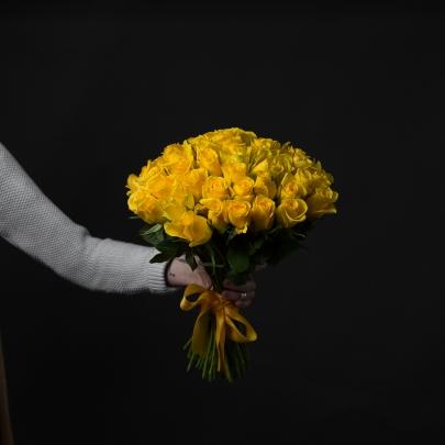 51 Желтая Роза фото