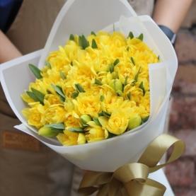 51 Желтый Махровый Нарцисс фото