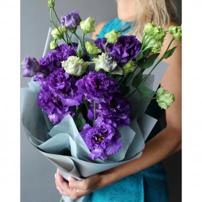 7 Фиолетовых Эустом фото