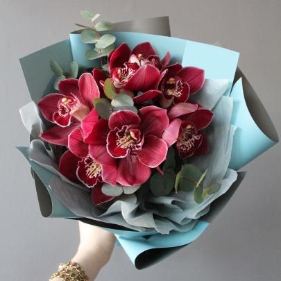 7 Малиновых Орхидей фото