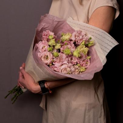 7 Розовых Эустом фото