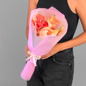 7 Розовых Калл фото