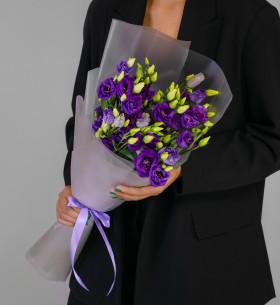 9 Фиолетовых Эустом фото