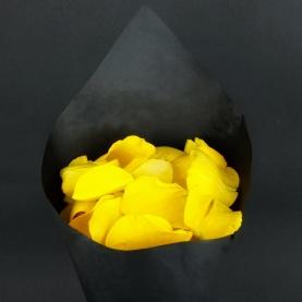 Лепестки Роз Жёлтые