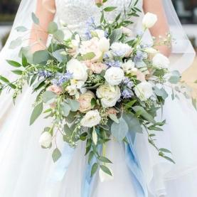 Букет Невесты С Пионами фото