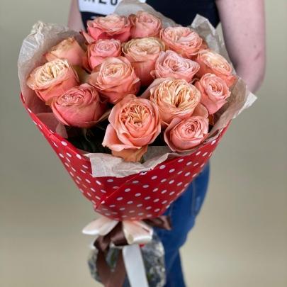 15 Роз Кахала (60 см.) фото