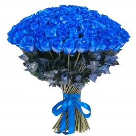 151 Синяя Роза фото
