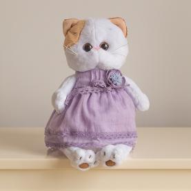 Мягкая игрушка Ли-Ли: В лавандовом платье (24 см.) фото