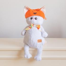 Мягкая игрушка Ли-Ли: В шапке-лисичка (24 см.) фото