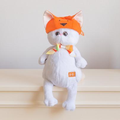 Басик Ли-Ли в шапке-лисичка фото