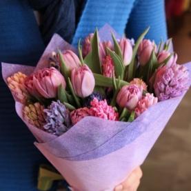 Букет День Святого Валентина фото