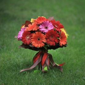 Букет Цветущая Радость фото