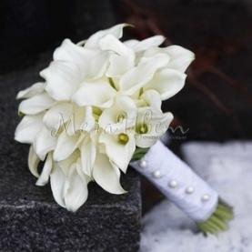 """Букет невесты """"Белый"""" фото"""